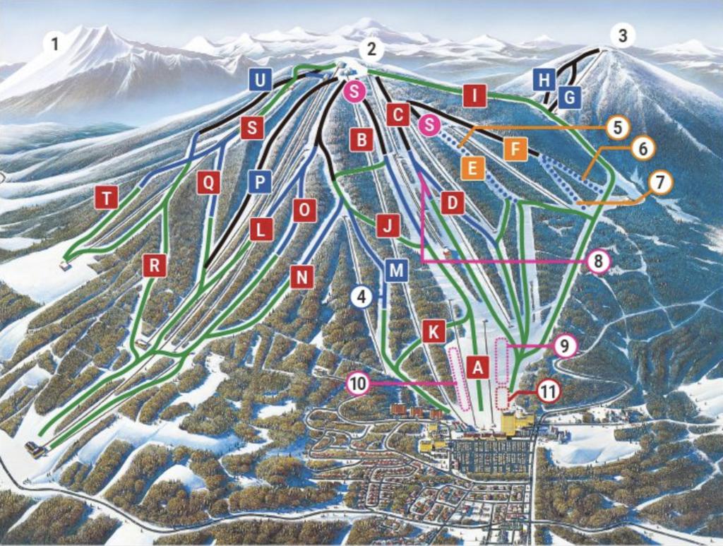 安比滑雪場