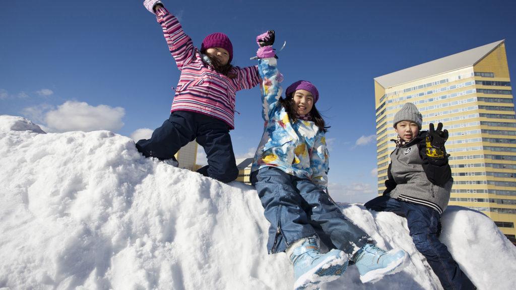 八幡平雪之樂園