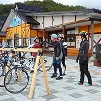 自行車休息站