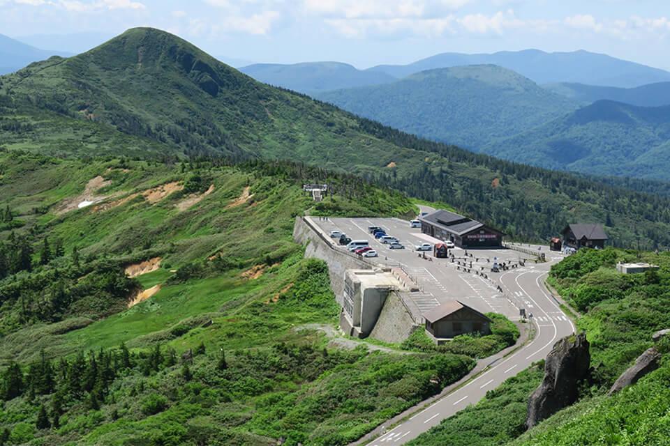 八幡平山頂休息站
